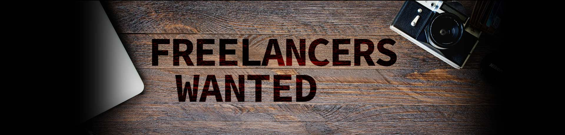 Freelancers Wanted